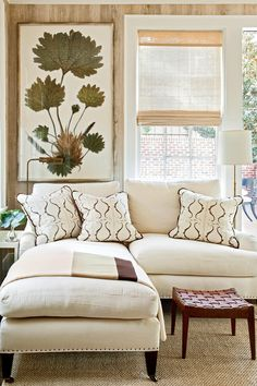 The Sunroom | For his own Birmingham home, SL former Editor-in-Chief Lindsay Bierman called on decorator Phoebe Howard to help define his signature Southern style.