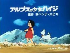 Learn german - HEIDI 1 with subtitles Old Anime, Anime Manga, Heidi Cartoon, Series Manga, Tv Series, Godzilla, Saturday Morning Cartoons, Bd Comics, We Are Young