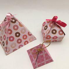 Petites boites pour petits cadeaux d'invités