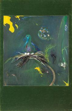 Glimpse of Eden - Brett Whiteley