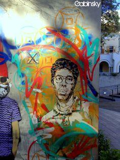 10 de abril de 2014 - Área de la Plaza de la Ciudadela, Ave. Juan Ponce de León, Pda. 22 1/2, Santurce, Puerto Rico