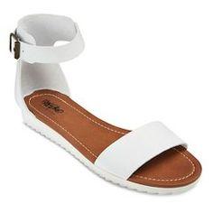 69b853d583de Women s Sorsha Ankle Strap Sandal- BLK 9 Ankle Strap Sandals