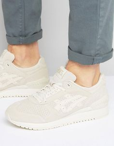 b677a2840bfb1a Get this Asics s sneakers now! Click for more details. Worldwide shipping.  Asics Gel-Respector Suede Trainers In Beige H721L 0202 - Beige  Trainers by  Asics ...