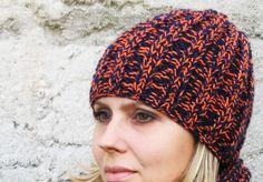 Basic Beenie Hat  Knitted Hat  Hand Knit  Unisex  от HatsByNataly