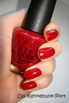 OPI nail polish / lacquer - Kennebunk Port ** Find out more about the great product at the image link.