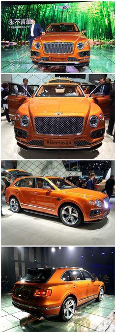 Bentley Bentayga More