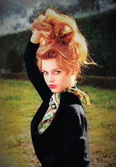 Brigitte Bardot, 1950's