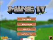 Normally talking about Minecraft you will immediately think about adventures of Minecraft characters or high and glorious buildings. However entering MineIT based on Minecraft you are surprised and interested because it is in combination with a puzzle game. Dont mind taking time to taste MineIT right now!