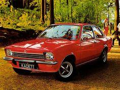 Opel Kadett - 1973