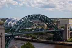Nothing quite says welcome home than see the Tyne Bridge as you approach Newcastle Central Station on the King George V Railway Bridge.