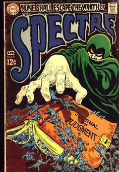 The Spectre - Nick Cardy
