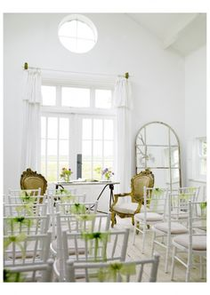 wedding venue for a small, intimate wedding