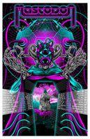 Mastodon Poster - Tour Poster - Casey Howard