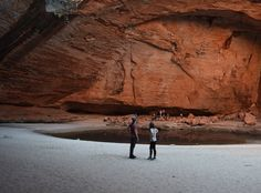 The Bunle Bungles is an unreal place! #Cathedral Gorge, Kimberley Region #Western Australia