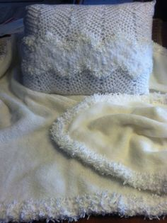 Cuddle my baby with love and beautiful things one of a by yarnthis, $99.00