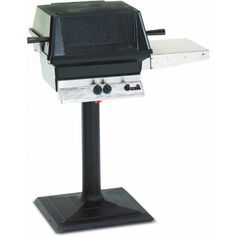 Pgs A40 Cast Aluminum Natural Gas Grill On Boltdown Patio Post *** Visit the image link more details.