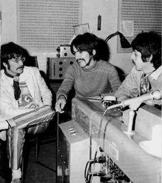 Sgt Pepper sessions