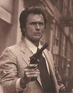 Clint Eastwood - Make my day.