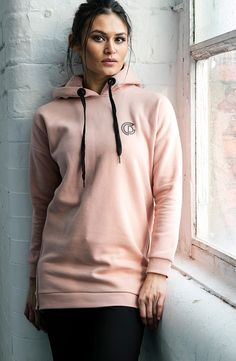 Ladies please form an orderly queue - our nude and black Longline Hoodies are now back in stock. Shop online at gymproapparel.com #gymproapparel #releasetheathletewithin