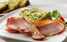 Whether cooking with bacon or ham, we've lots of recipes for breakfast, lunch or dinner. Always look for the Bord Bia Quality Mark when buying bacon or ham. What's For Breakfast, Breakfast Recipes, Irish Bacon, A Food, Food And Drink, Sandwiches, Wraps, Potato Cakes, Irish Recipes