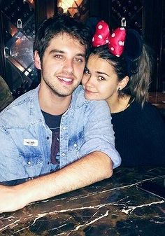 Maia Mitchell and David Lambert they should date in real life