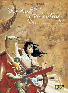 DE CAPA Y COLMILLOS 3. EL ARCHIPI�LAGO DEL PELIGRO