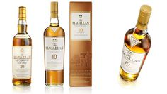 Repositioning Macallan Luxury Brand - 10 Years Old