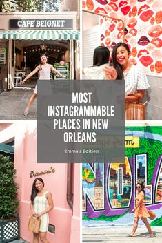 12 Most Instagrammable Places in New Orleans - instagram worthy spots in New Orleans - NOLA instagram spots - new Orleans photo locations