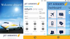 Jet Airways is the application is available for Nokia Lumia smartphones    Jet Airways, one of the largest private airline in India now released the official application for smartphones Nokia Lumia Windows Phone Store. This application allows you to buy tickets for our stomach, verify the real-time flight status JetPrivilege handle in our account and have access to special offers.