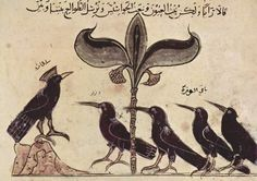 The Crow King and his Advisors, unknown source
