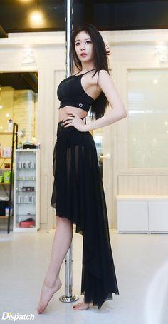 T-ara Jiyeon #BellyDancingPhotoshoot