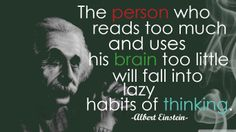 Just Einstein's quote :)