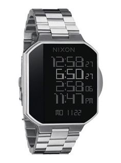 f83979fd3e3 Amazon.com  Nixon Synapse Watch Black