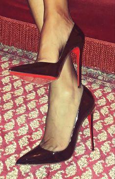 shorts and high heel boots Purple High Heels, Hot High Heels, High Heel Boots, Womens High Heels, Heeled Boots, Pantyhose Outfits, Pantyhose Heels, Stockings Heels, Beautiful High Heels