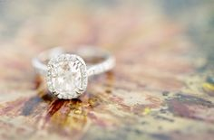 One of the most perfect engagement rings.