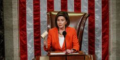 House Speaker Nancy Pelosi is pushing to strip out sweeping legal protections for online content in the new trade pact with Mexico and Canada, in what would be a blow for big technology companies. Gretchen Peters, Online Message, Us Election, Latest World News, Cbs News, He Wants, New Face, Scandal, Donald Trump