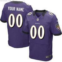 Nike Elite Purple Men's Jersey - Customized Baltimore Ravens NFL Home Nfl Jerseys For Sale, Football Jerseys, Sports Jerseys, Ravens Jersey, Super Bowl Xlvii, Jersey Nike, Cheap Running Shoes, Cheap Shoes, Nfl Baltimore Ravens