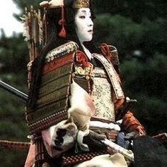 onna bugeisha , female samurai warrior