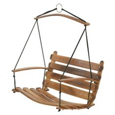 Barrel Hanging Chair