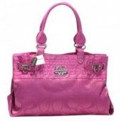 Coach Kristin Signature Business Bag Pink U03016 $77.00 http://www.coachstyles.com/