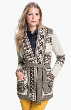 Pendleton 'Discovery Stripe' Cardigan | Nordstrom--- OMG!!