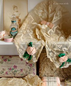 Soaps and lace