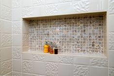 Ensuite Versace Tiles, Foxrock, Dublin 18, Conbu Interior Design - TrustedPeople.ie