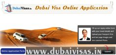 Online Application For Dubai Visa - There were many major issues regarding the #UK foreign resident's visa. With our help you will get your #Dubai Visa done, with few documents used, and your photograph, you #Visa will be processed. For more details visit our website http://www.dubaivisas.in/category/visa-guide