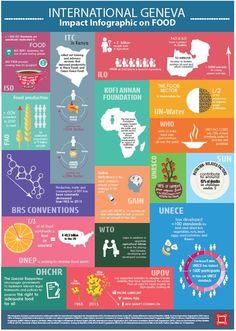 International Day, International Recipes, Kofi Annan, Recipe Organization, Geneva, Infographic, Foundation, Peace
