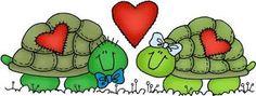 Resultado de imagem para tartaruga em desenho colorido