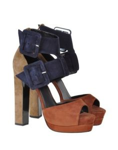 aeae5a7ee3 Pierre Hardy by mariana Pierre Hardy, Only Shoes, Platform Wedge Sandals,  Wedge Shoes