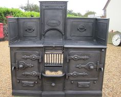 Image result for Victorian Eagle wood fired kitchen ranges