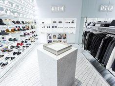 timeless design 6742f 60b62 Kith Women   Snarkitecture Shop Interiors, Shopping World, Streetwear Shop,  Paris Hotels,