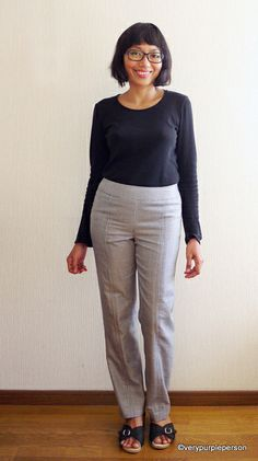 Craftsy Pant Fitting Techniques by Sandra Betzina
